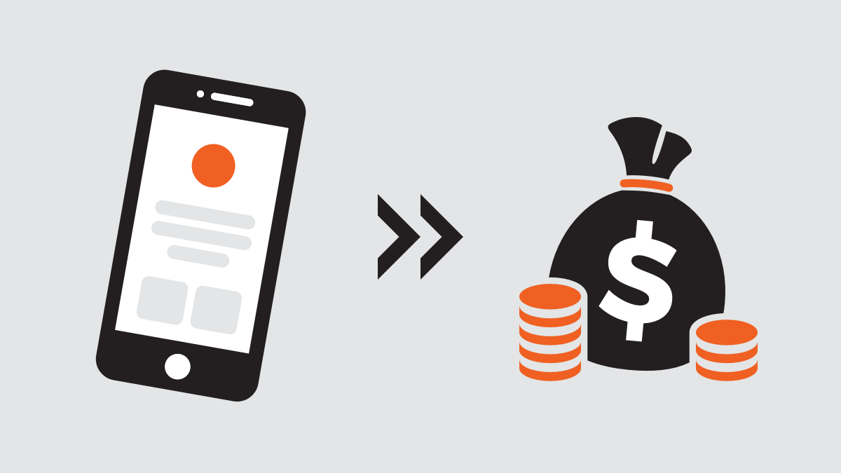 Mobile app monetization strategy