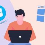 Windows 7 vs Windows 10