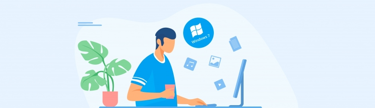 Recover deleted files on Windows 7
