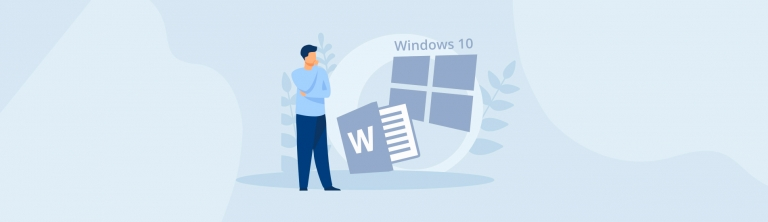 Recover deleted word documents on Windows 10