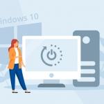 How to recover data after factory reset on Windows 10