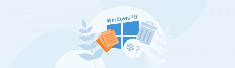 Recover overwritten files on Windows 10